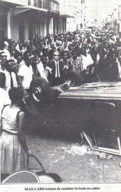 Mai 1967 en Guadeloupe