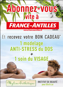 Abonnez-vous à France-Antilles Guadeloupe